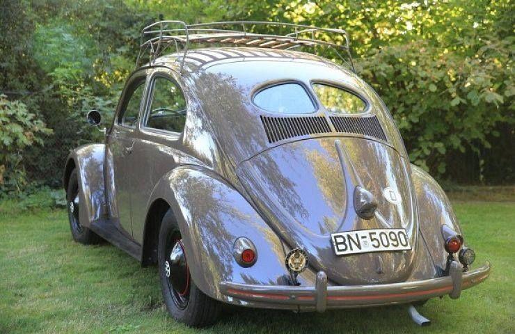 1952 Vw Beetle Split Window Vw Beetle Classic Classic Volkswagen Vintage Vw