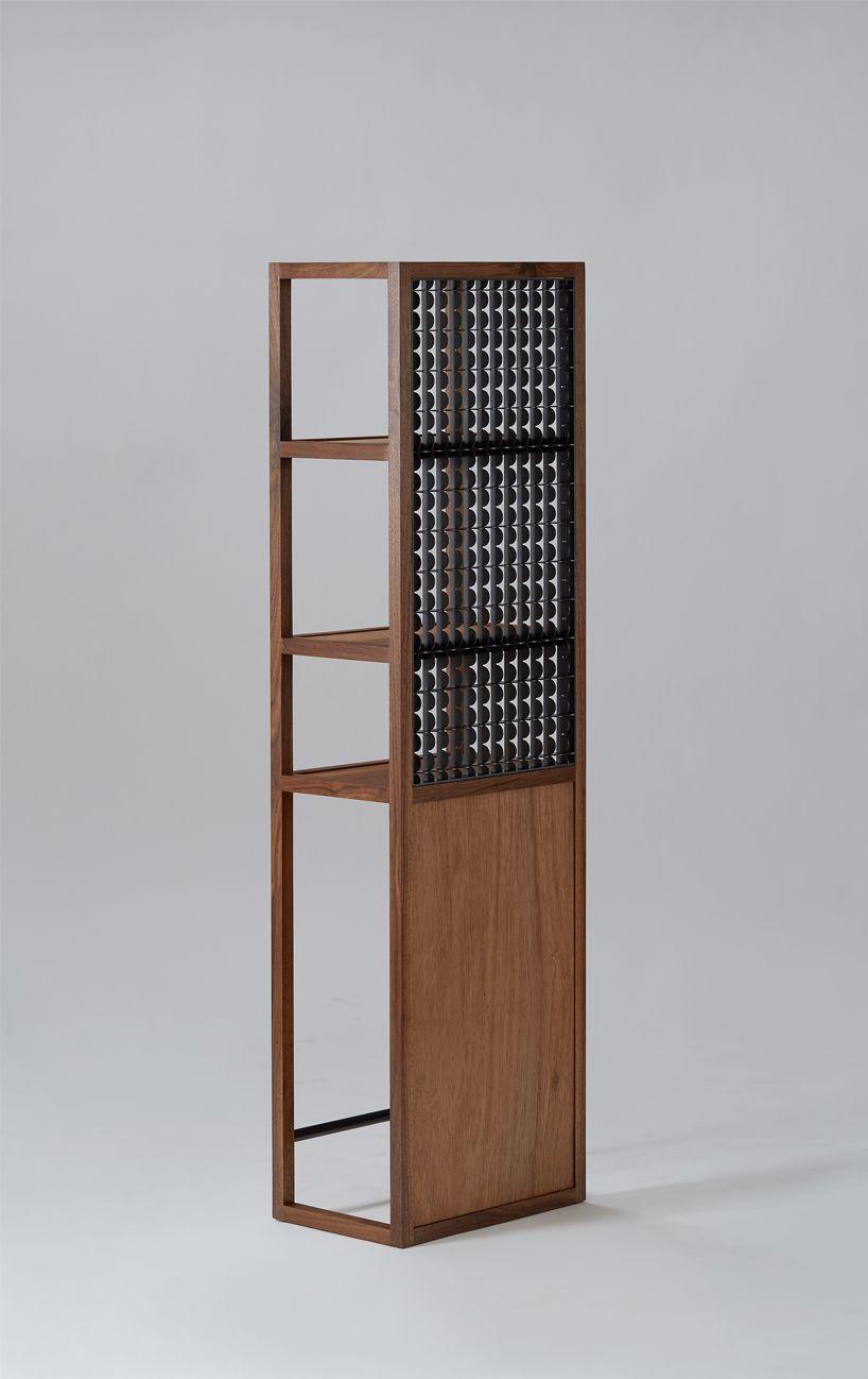 korean furniture design. Furniture Design Student Choi Joon Woo Presents His \u0027giwa\u0027 Series, Made Up Of Seven Traditional Korean Pieces That Integrate An Unusual Motif. L