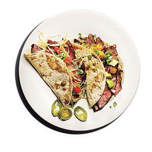25 Mexican Recipes | Flank Steak Tacos | CookingLight.com