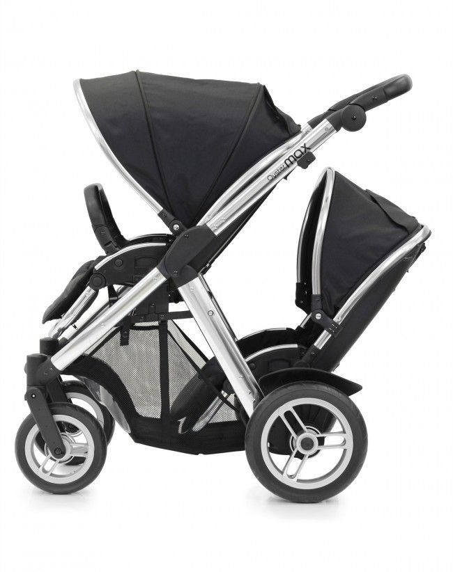 Seat lower BabyStyle Oyster Max Colour Pack  Tandem