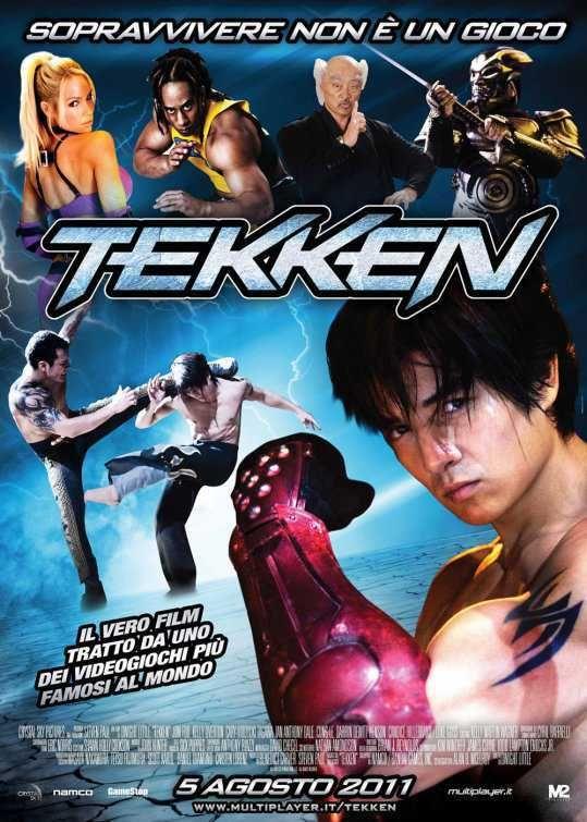 Tekken 2010 720p Hindi Dubbed Dual Brrip Moviesnhacks Com Movies Hd Movies Hd Movies Download