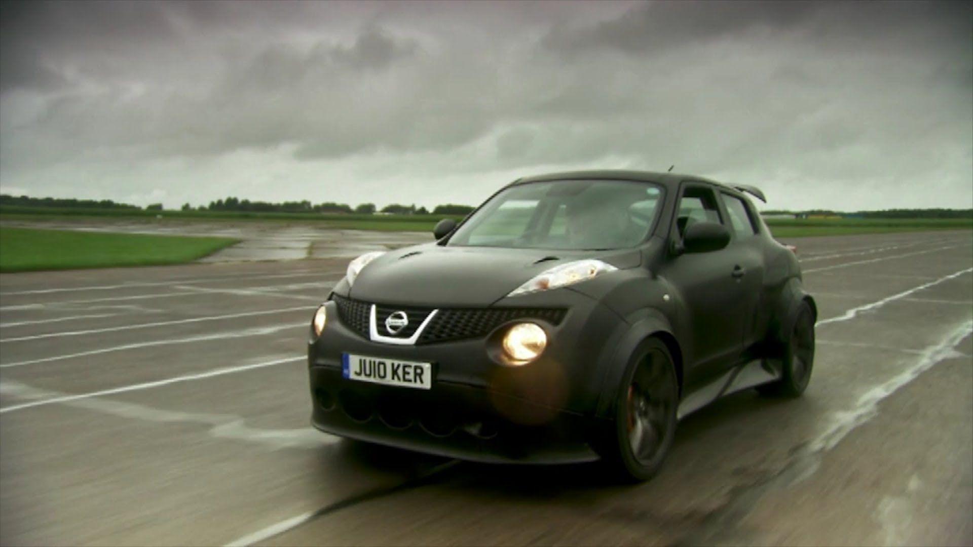 Nissan juker test drive fifth gear fifth gear nissan