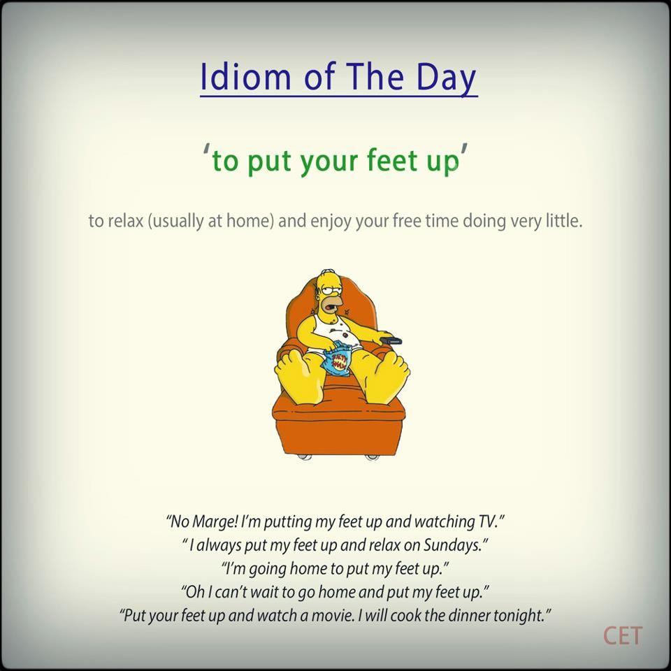 #idioms #ELT #voc | FYI | English idioms, English ...