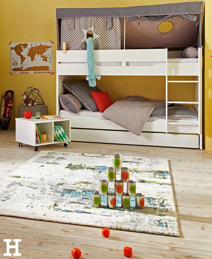 Best Hoch hinaus mit dem Etagenbett f rs Kinderzimmer kinderzimmer etagenbett hochbett