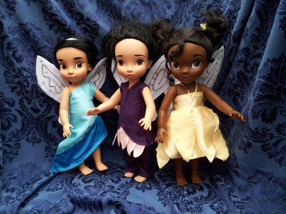 "Disney Animator's Collection (16"" Doll) Fairy Costumes ..."