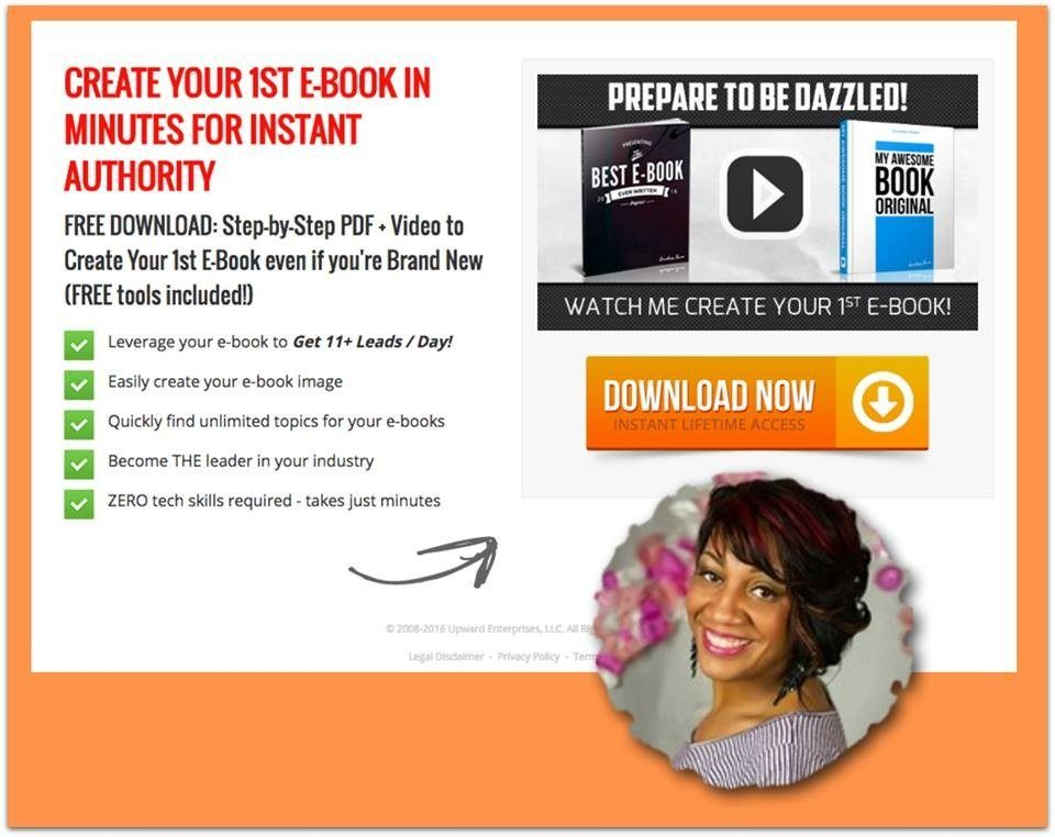 Learn To Create Your First E Book From The Experts Click Here To
