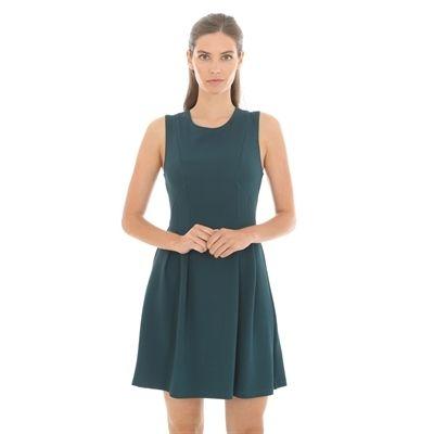 6ce60a0b84 Pimkie.fr : On aime le bleu canard de la robe patineuse. | Vêtements ...