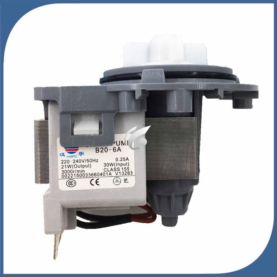New For Washing Machine Drain Pump Dc31 00030a B20 6a B20 6