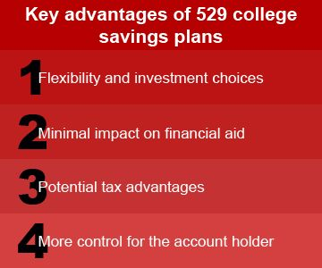 Dc 529 plan investment options