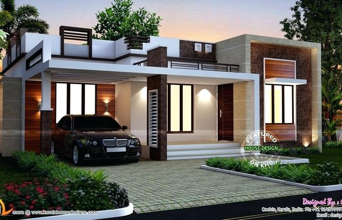 Best Small House Designs In The World Modern House Plans Medium Size Beautiful Small House Plans Home Design Most Designs New Moder Kerala House Design