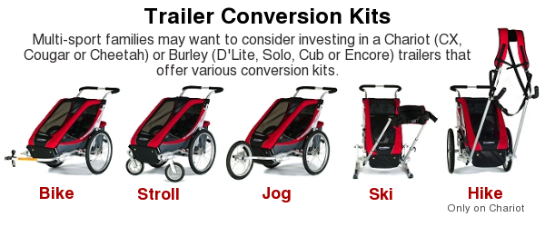 Kids Bike Trailers The Authoritative Buying Guide Bike