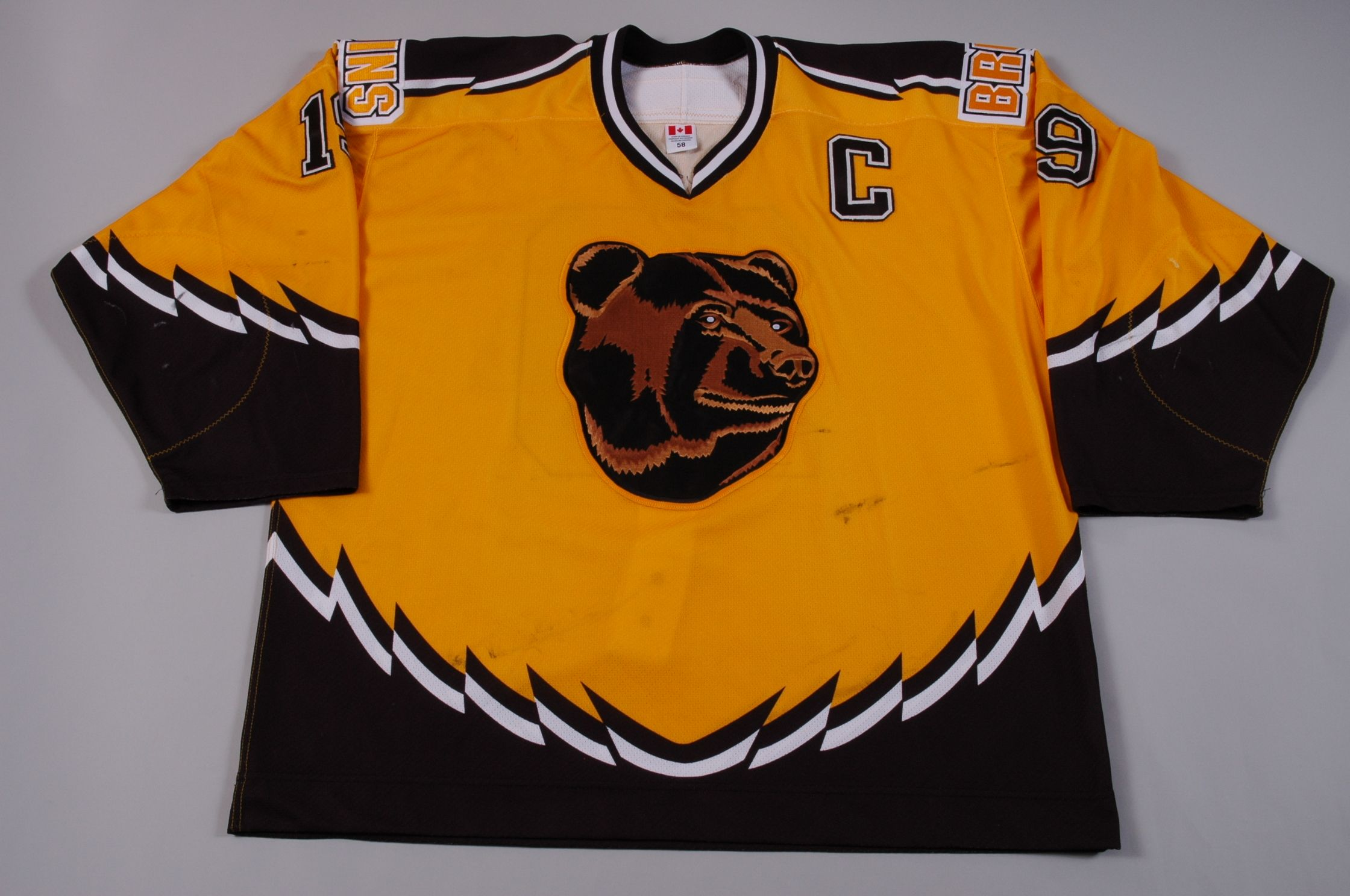 d0fc18984 boston bruins jersey history - Google Search | If I had $1,000,000 ...