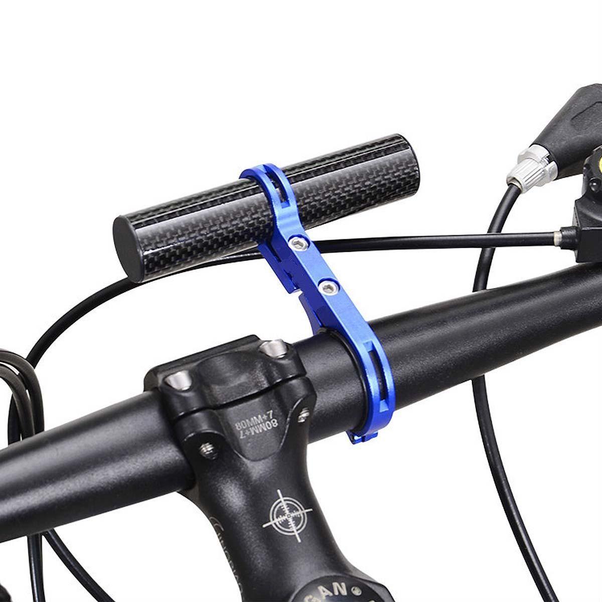 Bike Bicycle Handlebar Extender Holder Extension Mount Bracket Holder 10cm