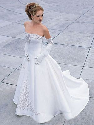 Such A Princess Look To This Gown Used Vintage Wedding Gowns
