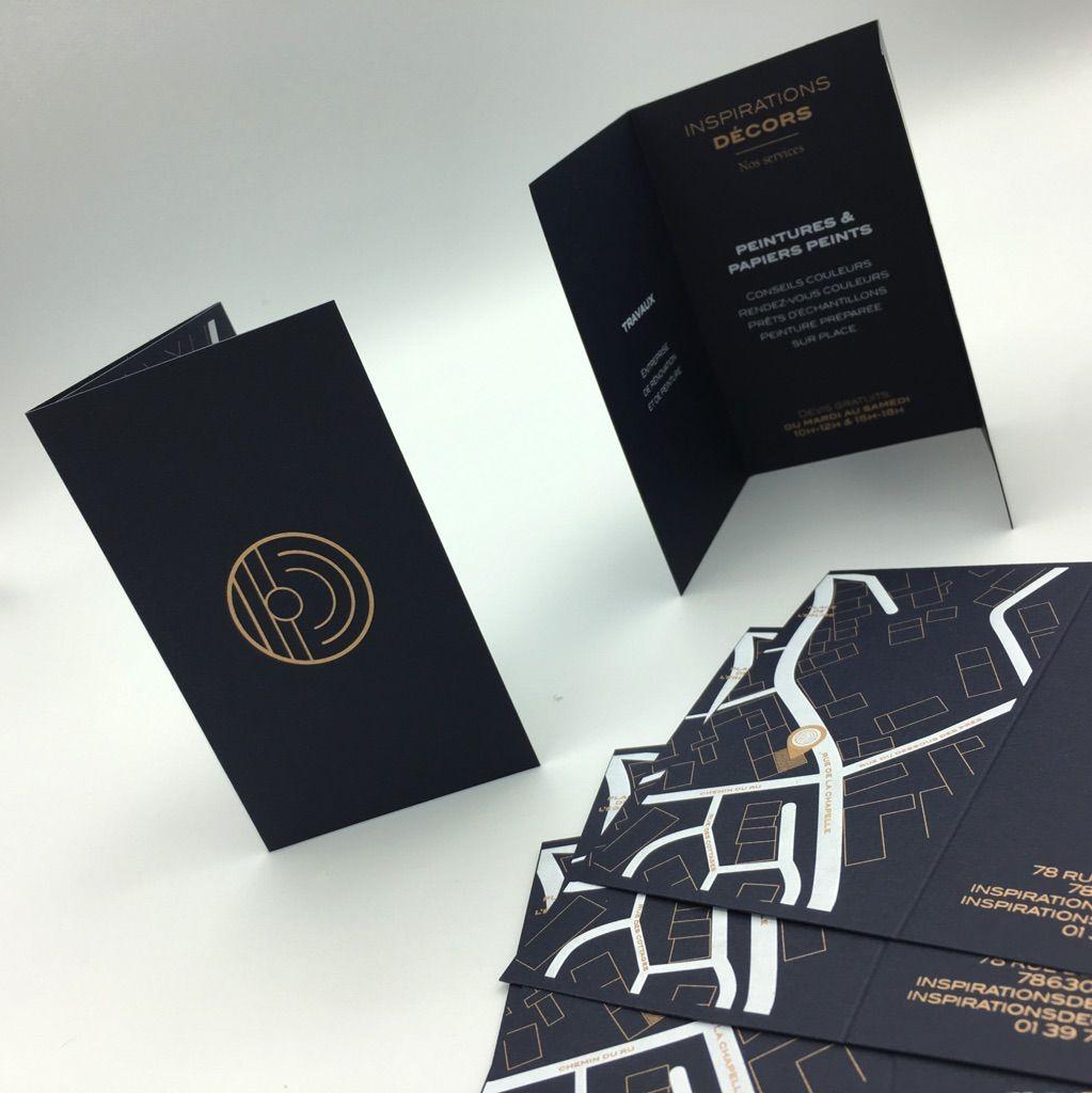 Epingle Sur Cartes De Visite Design