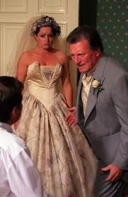coronation street weddings - Mike
