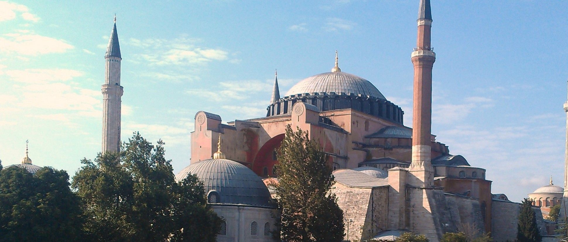 A must on any first time Istanbul visit is the iconic Hagia Sophia.