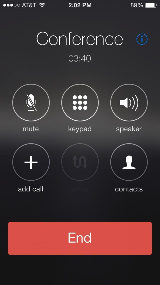 How To Make Free Conference Calls On Iphone Conference Call