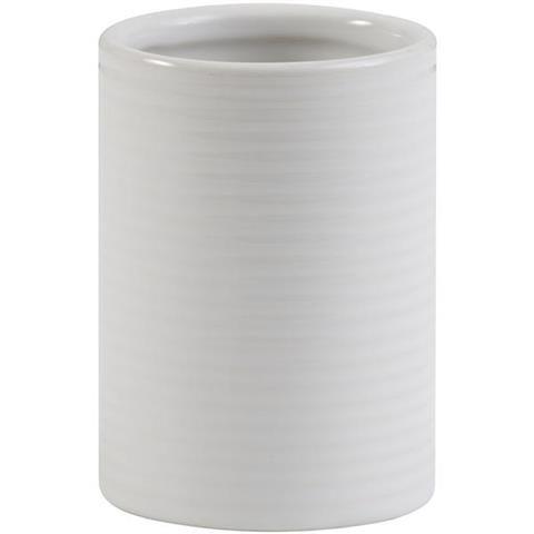 Homemaker Ceramic Bathroom Accessories - White Tumbler | Kmart