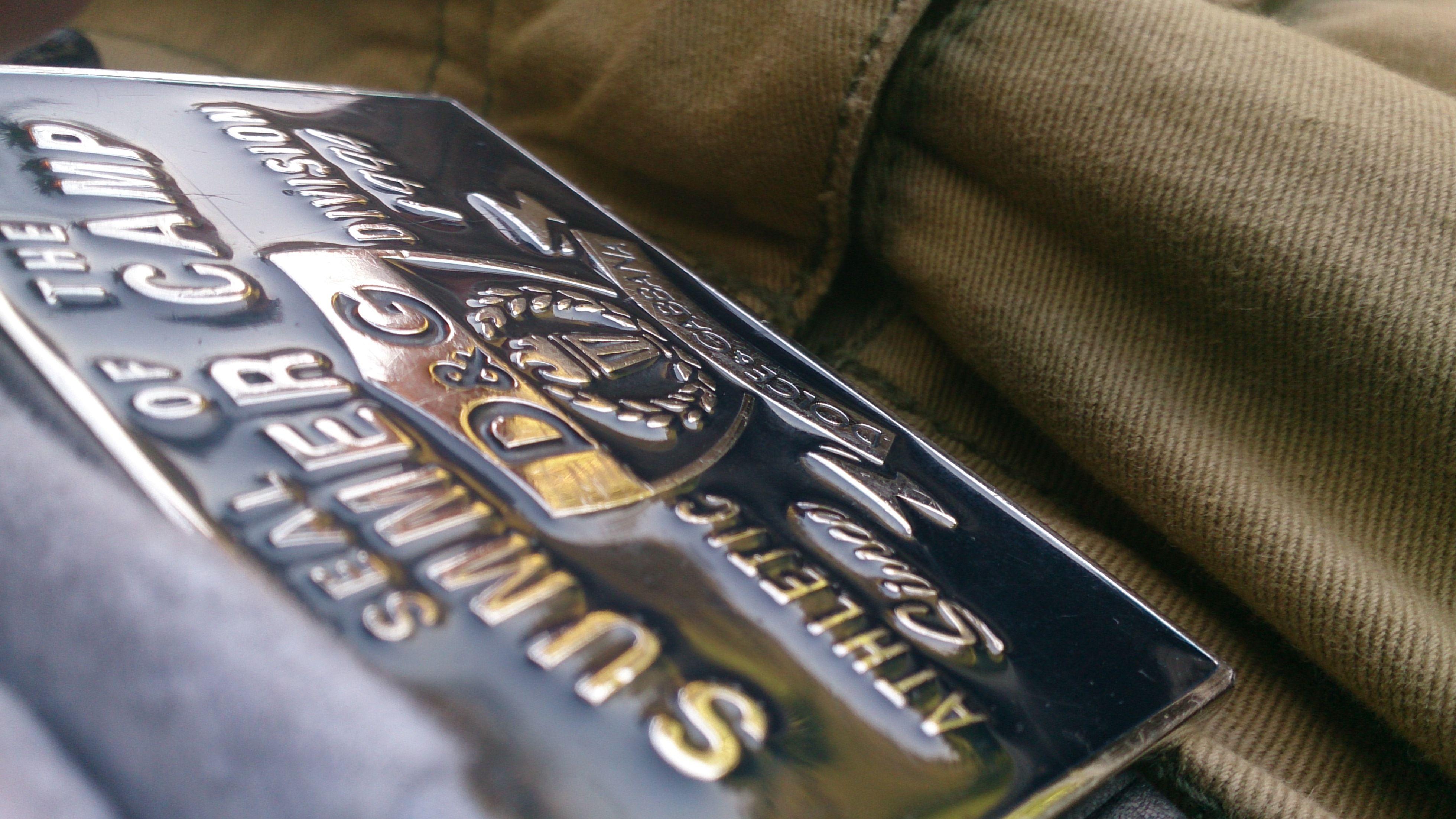 My belt