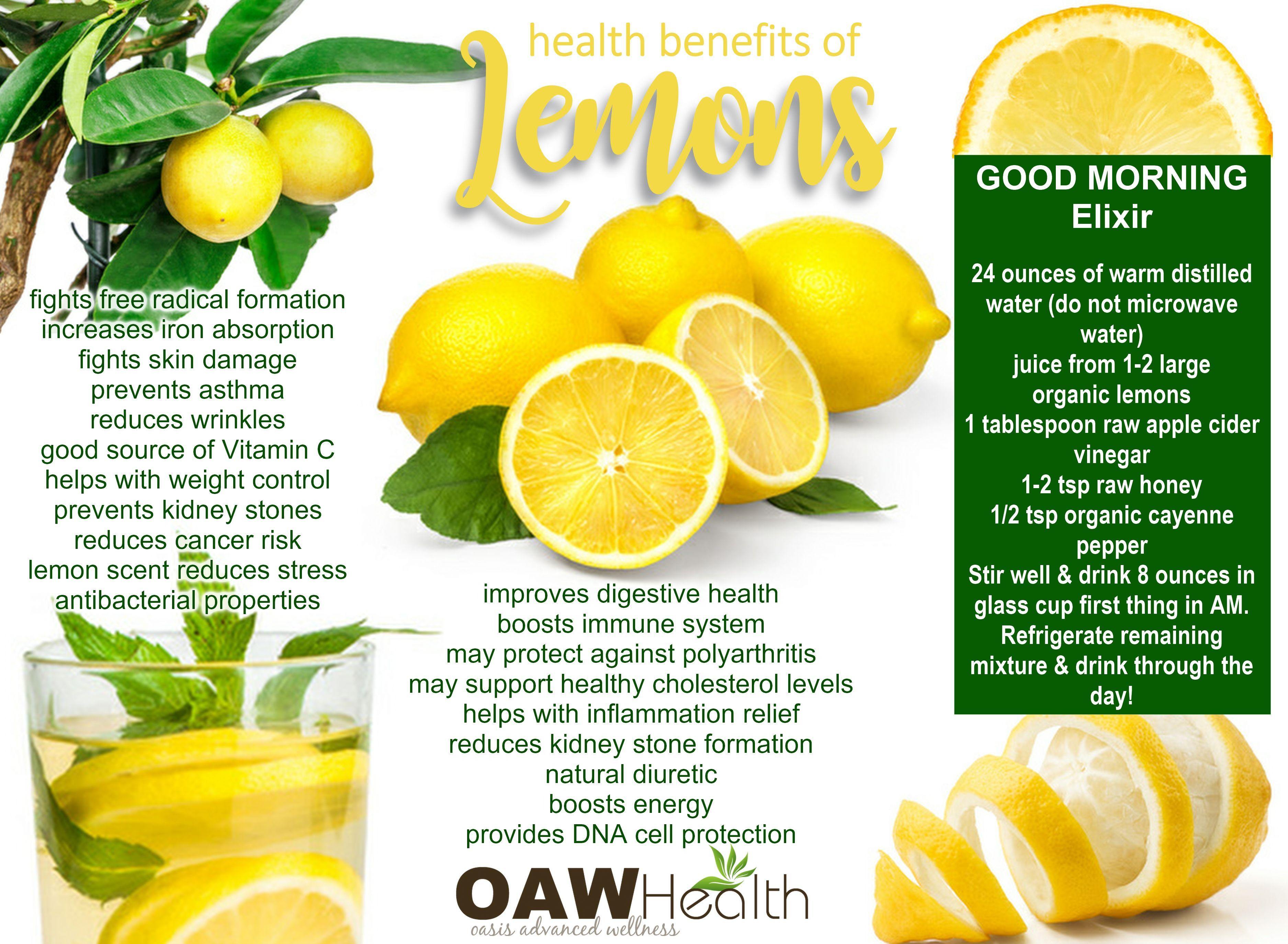 20 health benefits of lemons | lemon health benefits, lime