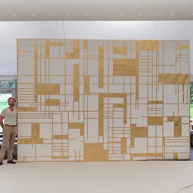 #regram from @voltaceilings - see their live Making Luxury installation at #decorex #decorex2015 #design #ldf15 #interiors #futureluxury #makingluxury #decorexnew