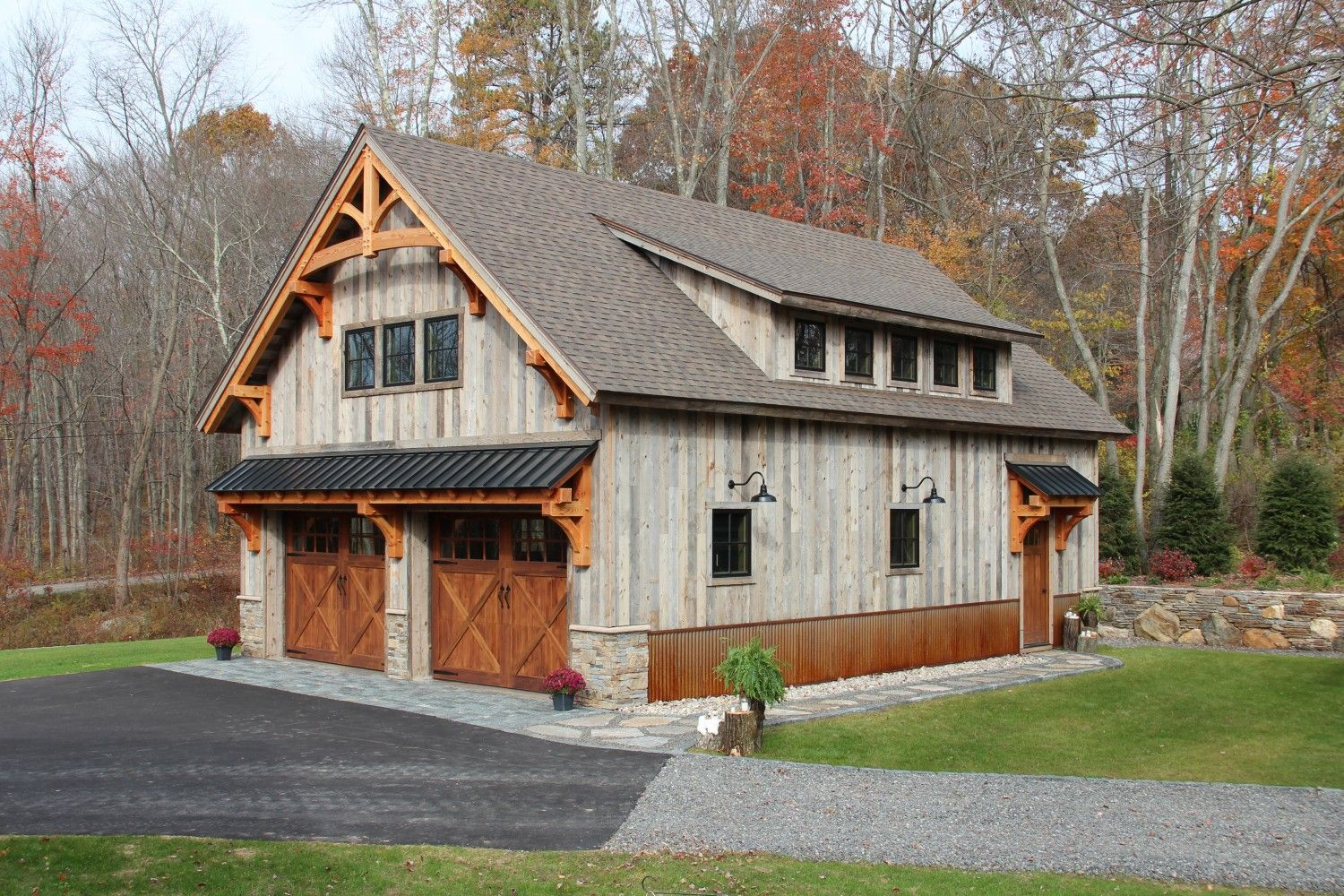 Sheds Garages Post Beam Barns Pavilions For Ct Ma Ri New