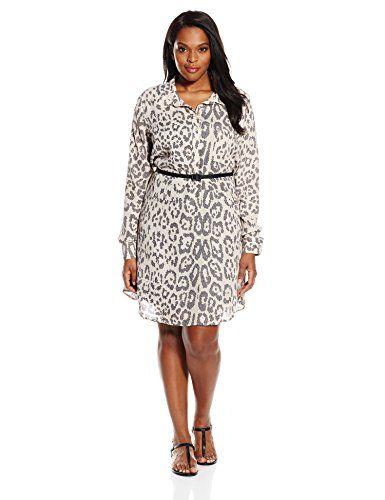 Single Dress Women's Plus-Size Shirt Dress with Slip, Mau... http://www.amazon.com/dp/B01COQYVCU/ref=cm_sw_r_pi_dp_6fSkxb1H99P29