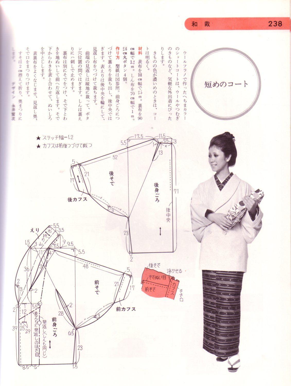 cocoon coat pattern - Bing Images | coats | Pinterest | Kleidung ...