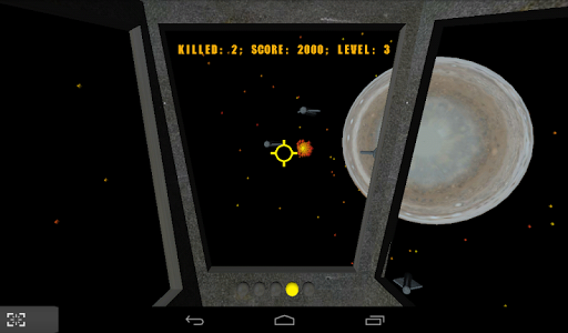The goal of the game is kill the enemy fighters.<p>Control the game by tilting your smartphone.  http://Mobogenie.com