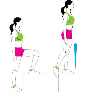 Get Lean Legs    Score slim thighs and a tight tush with this awesome lower body workout.  I do these with Kettle bells in each hand.. Great for stability and balance too.