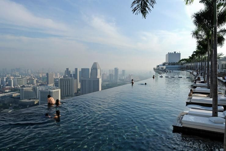SkyPark at the Marina Bay Sands, Singapour | Yonder