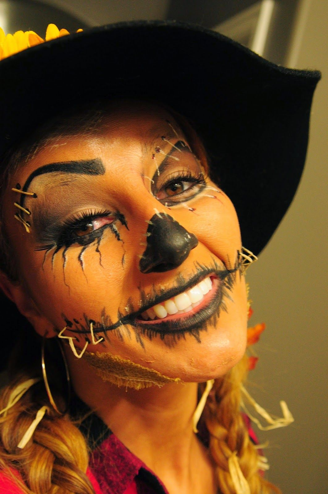 The Livingstons official Halloween 2014 makeup! Scary
