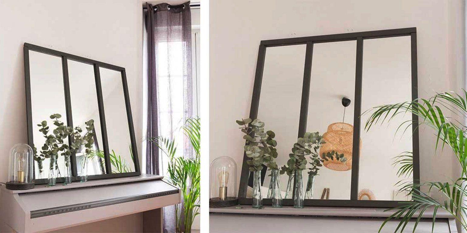 Tuto Faire Une Verriere tuto pour fabriquer un miroir verrière facilement | miroir