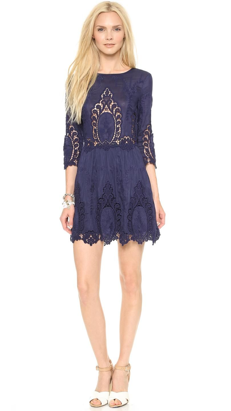 Valentina Lace Dress http://picvpic.com/women-dresses-day-dresses ...