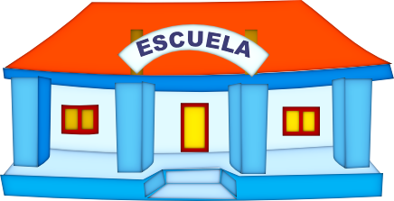 dibujo edificio escuela - Buscar con Google