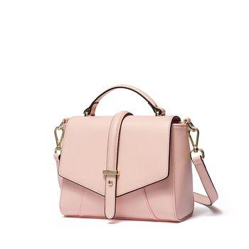 bolsos cuero mujer pequeños y faciles