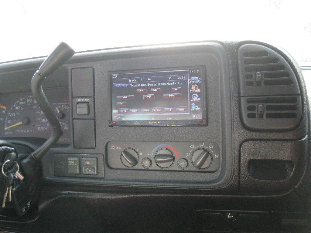 95 99 Ck Double Din Custom Silverado Chevy Tahoe Chevy 1500