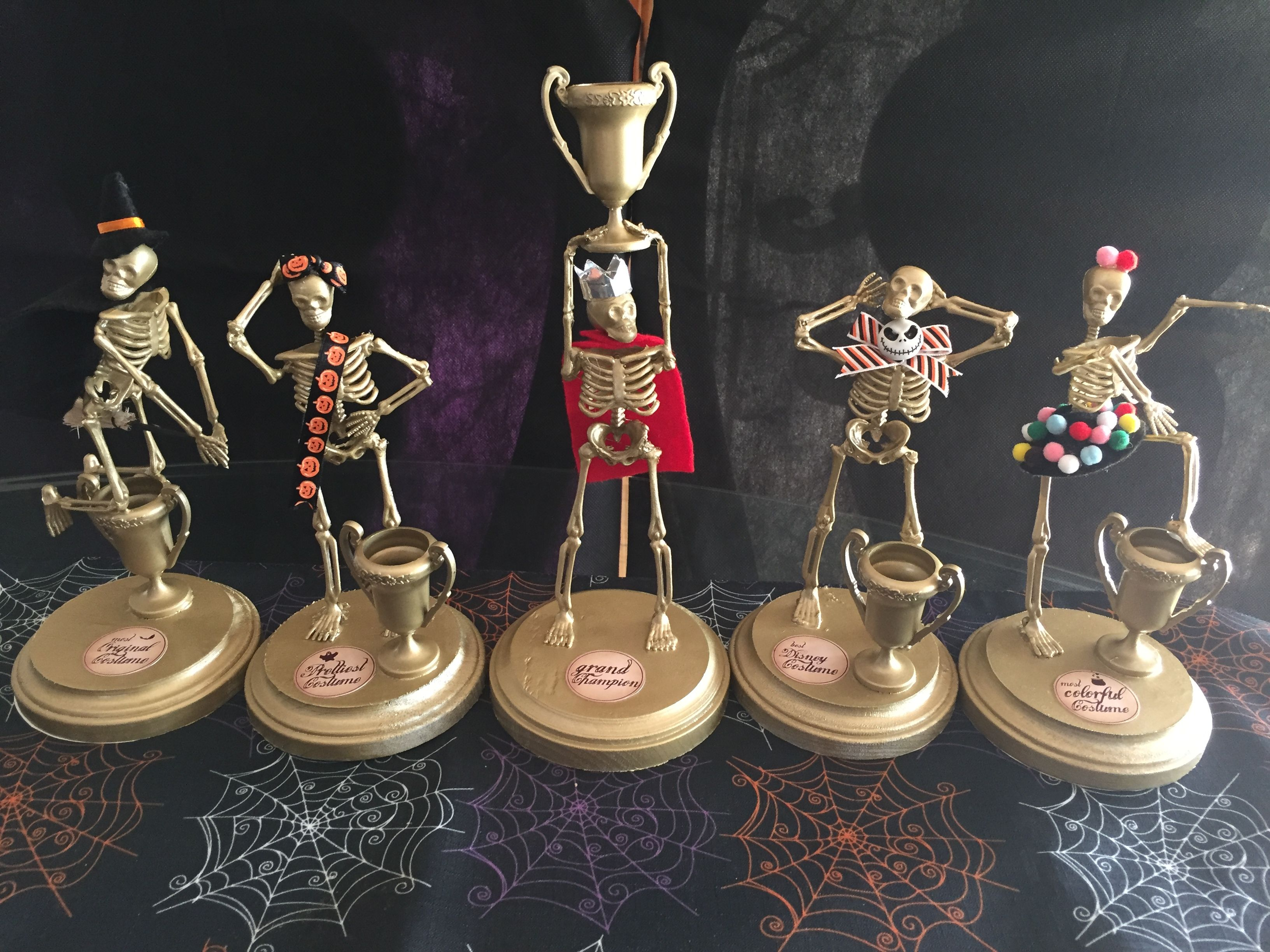 Halloween Costume Contest Trophies | Halloween costume ...