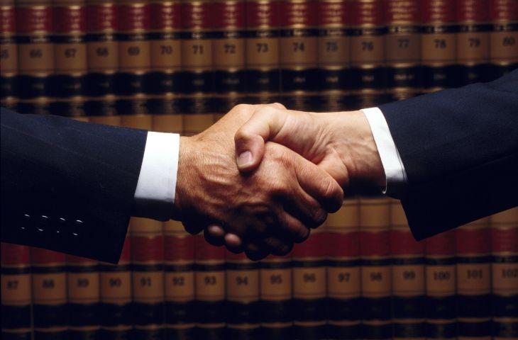 High school merger mooted niche marketing attorneys