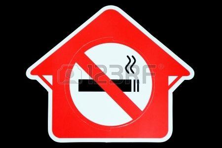 Non-smoking Home Concept