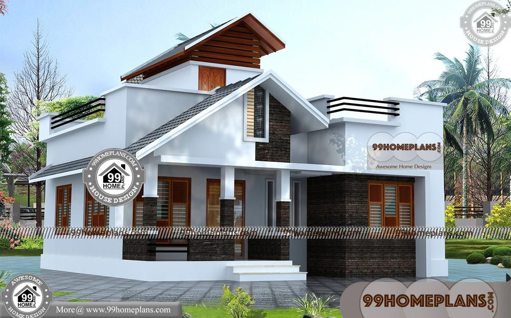 1st Floor House Plan With 3d Front Elevation Design Collections Kerala Traditional House Plan Small Dream Homes Kerala House Design Single Floor House Design