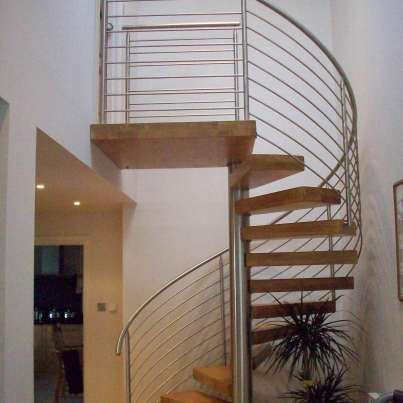 Best Luxury Spiral Bespoke Staircases Staircase Spiral 400 x 300