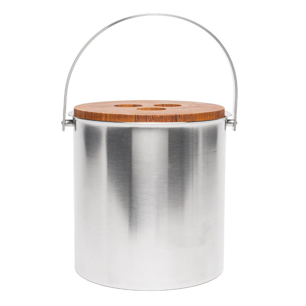 Stelton Steel Ice Bucket – MAN of the WORLD Magazine