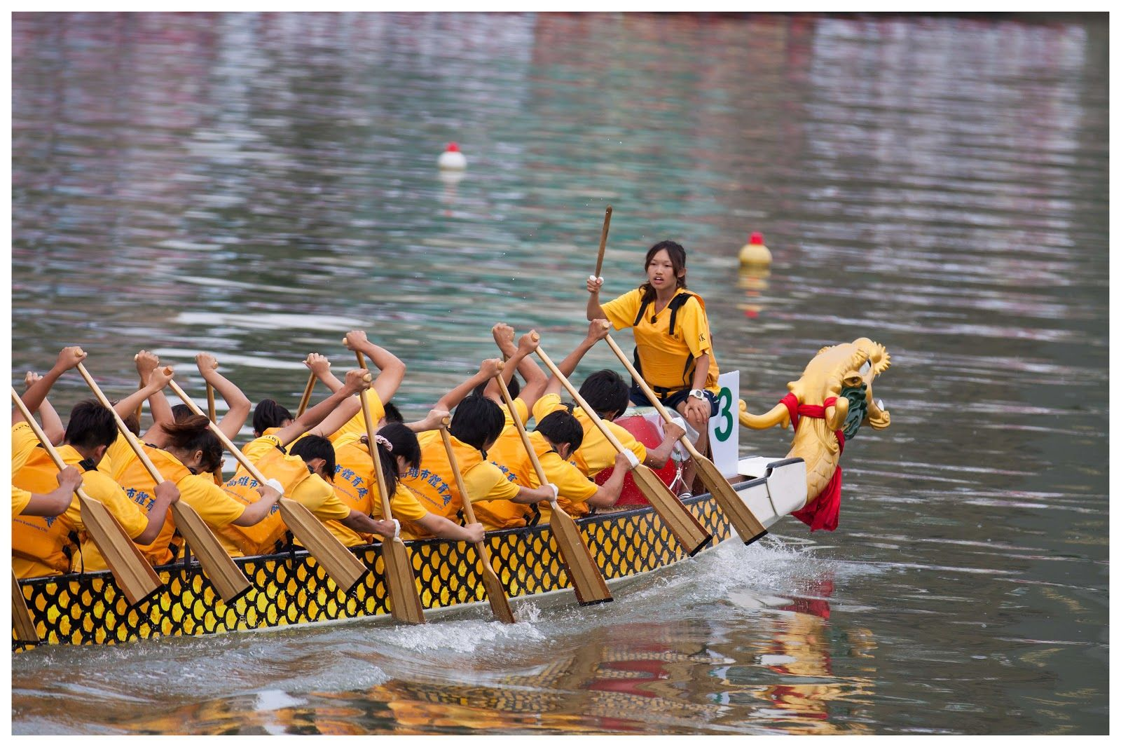 What Is a Dragon Boat | Dragon Boat Festival 2012 高雄市龍舟賽