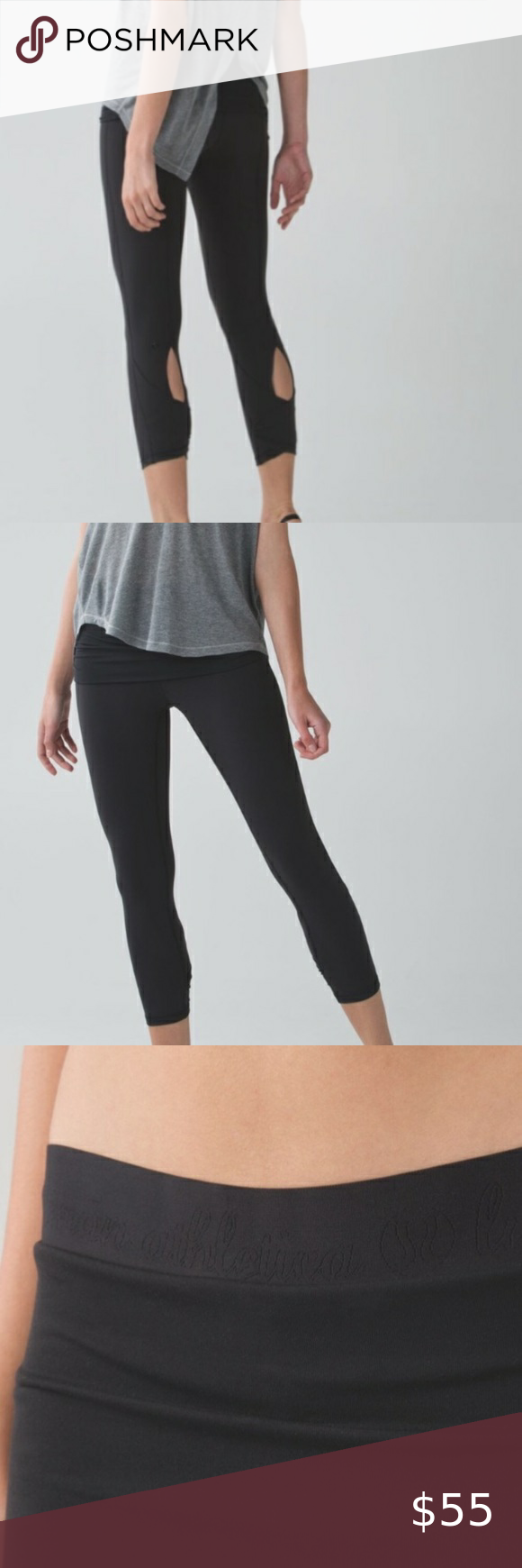 lululemon Wunder Under Pant* Dance Excellent condition- no flaws at all. No pull tag- size 6. Details in last pic! z#0125 lululemon athletica Pants Leggings