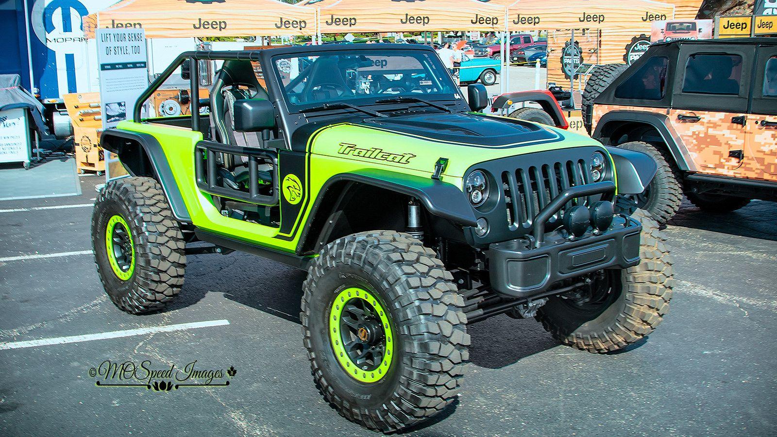 2019 Jeep Trailcat Concept Jeep concept, Jeep, Cool jeeps