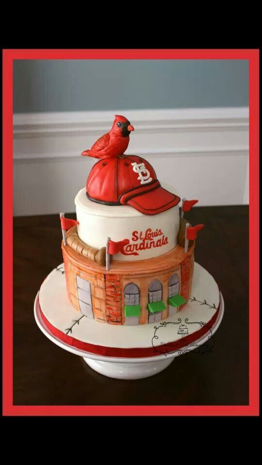 Feeling On Top Of The World Cards Fans St Louis Cardinals