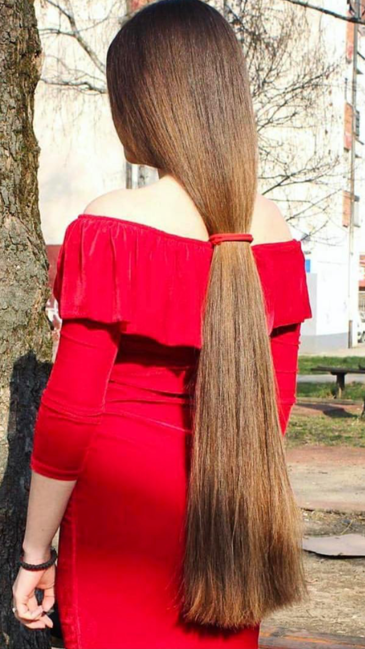 Pin on Western long hair