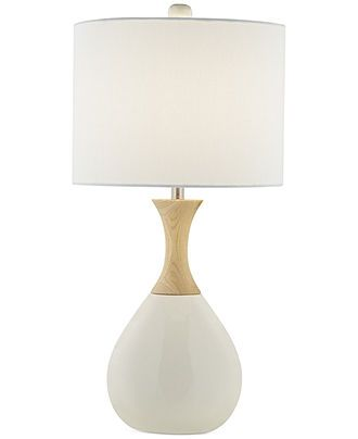 Macys Table Lamps Glamorous Pacific Coast Sea Breeze Raindrop Table Lamp  Table Lamps  For The Decorating Inspiration